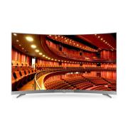 49英寸4K超薄曲面电视