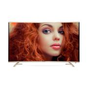乐华49英寸4K曲面电视