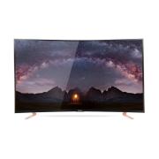 乐华55英寸纤薄曲面电视
