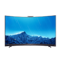 55英寸4K曲面超薄电视