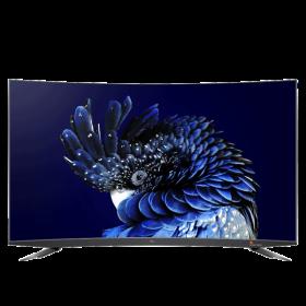 65英寸量子点曲面电视