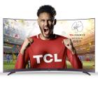 55英寸4K超薄曲面电视