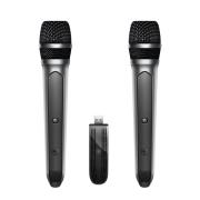 天籁K歌无线双话筒麦克风MM-1 Pro
