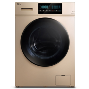 TCL10公斤洗烘一体全自动滚筒洗衣机
