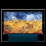 XESS 65A100T 65英寸 新造型美学 浮窗全场景TV